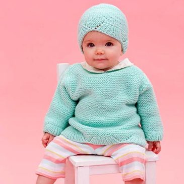Camilla Babe Knitted Sweater and Hat