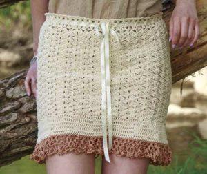 Cocktail Hour Skirt - detail