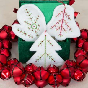 Cookie Cutter Ornaments