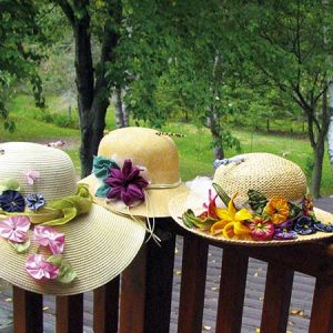 Hats on for Spring! Set