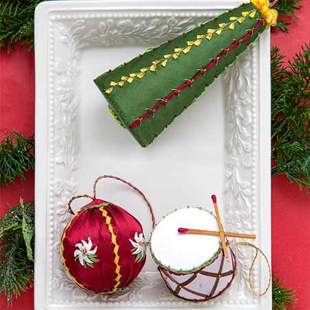 Icing on the Cake Ornaments