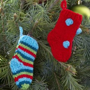 Little Knit Stocking