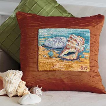 Ocean Treasures Cushion Cover