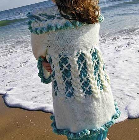 Oceans Sweater