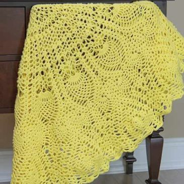 Pineapple Afghan