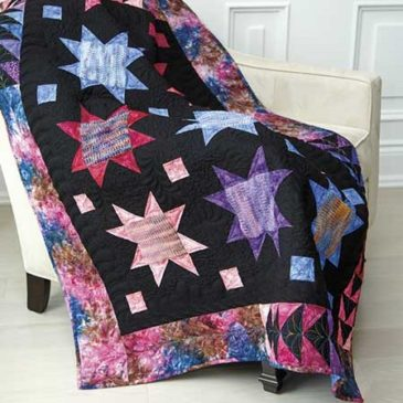 The Best of Both Worlds Quilt