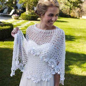 The Bridal Shawl