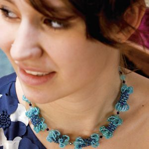 Aqua Light Necklace