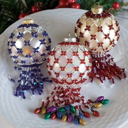 Beaded Ornament Covers - ANPTmag