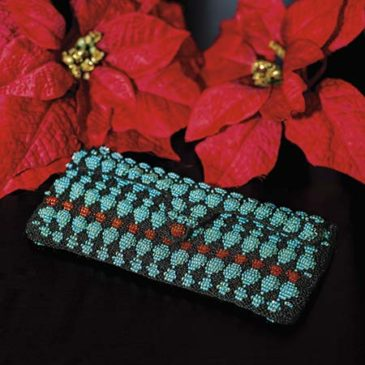 Bobbles Evening Bag