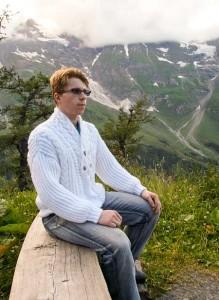 Mountain Climb Sweater 2