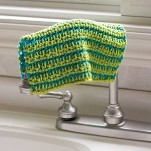 Seaside Dishcloth