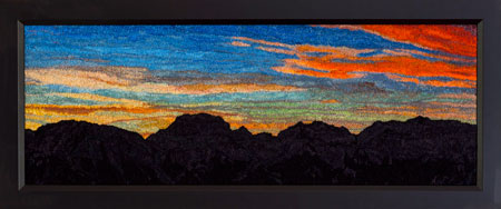 Sunset from the West – Sundance Peak