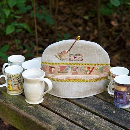 Tea Steeper Cozy
