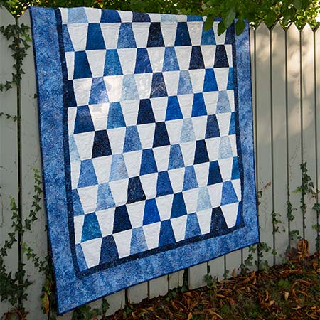 Tumbling Waters Quilt