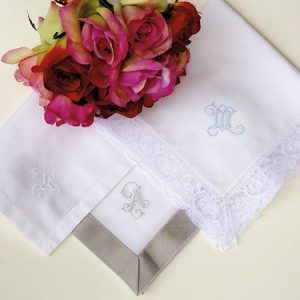 Wedding Bells Hankie