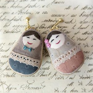 Matryoshka Keepsake Case