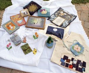 Oakville Stitchery Guilds works