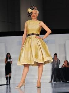George Brown College catwalk model 2011