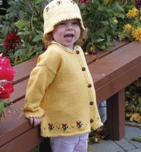 Rosie Sweater and Hat Set