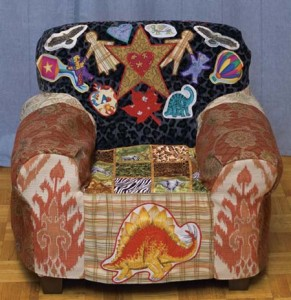 Star of the Day chair cover 2