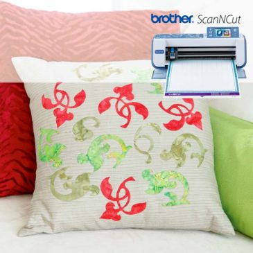 Banish Winter Blahs Cushion