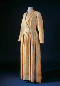 Gown, Year: a. 1945-1946