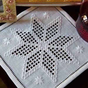 Hardanger Snowflake