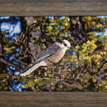 My Feathered Friend in Rug Hooking: Artist's Profile – Diane Ayles