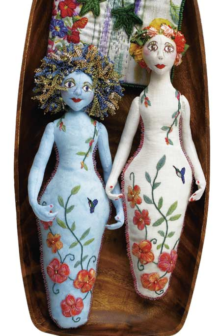 Spring Bliss Dolls
