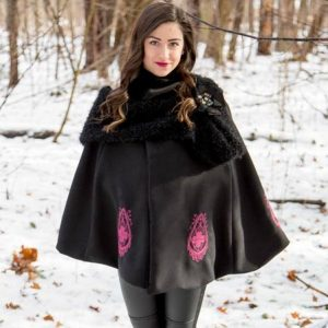 WInter Cape