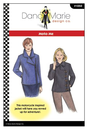 Moto Me Jacket Sewing Challenge!