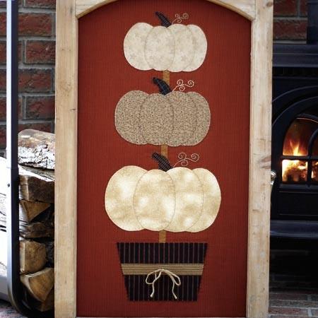 Topiary Pumpkins