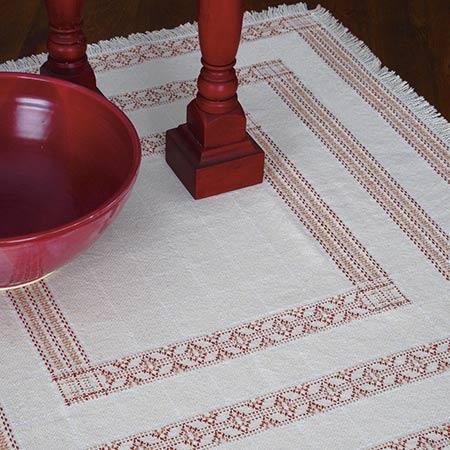 Amber Memories Tablecloth