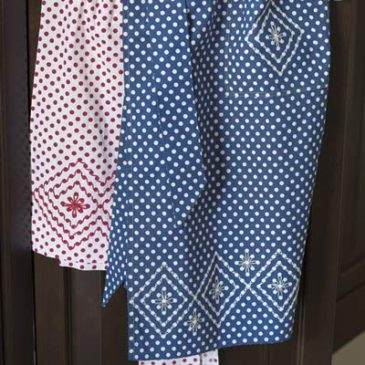 Going Dotty Aprons