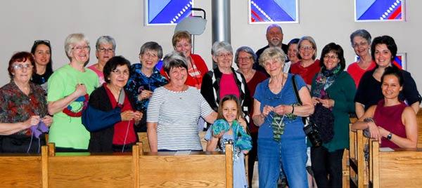 Haus of Stitches Knitting Retreat