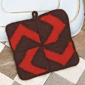 Quilt Block Potholder