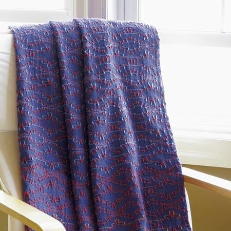 Sunset Sonata Lap Blanket