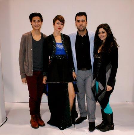 The Toronto Film School designer 2014 winners