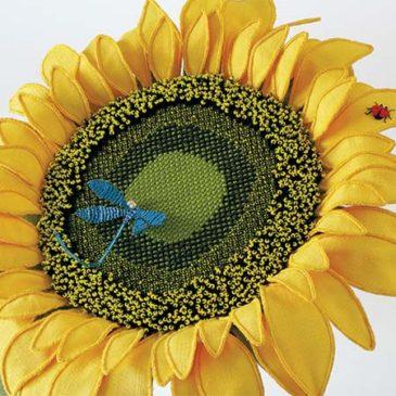 A Global Warming Sunflower
