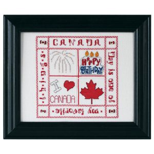 Canada Day wallhanging
