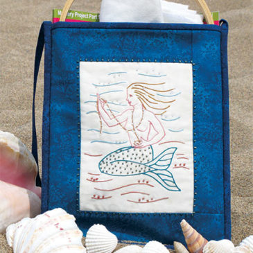 Mermaid Treasures Bag