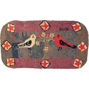 Tapis Rug 1800-1850