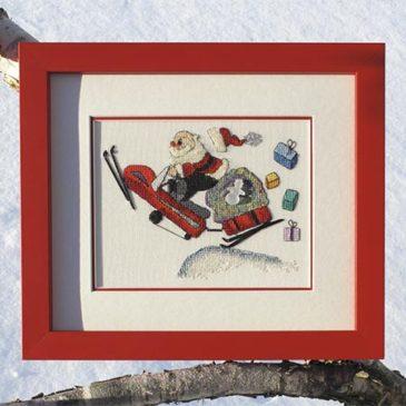 Canadian Santa