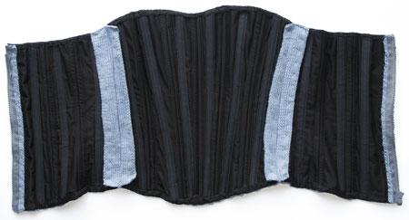 Corset Fabulous - inside of corset