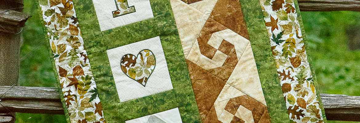 I Love to Quilt, Doreen G. Teasdale