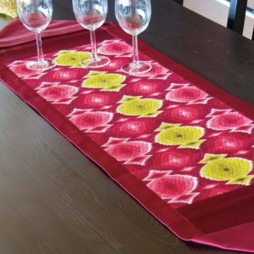 Bolo Bargello Table Runner