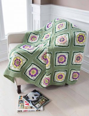 Afghan for Aunt Joyce Pattern - Fall 2016