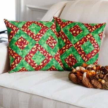 Autumn Comfort Decorative Cushions