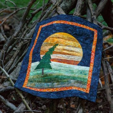 Lonesome Pine Wallhanging